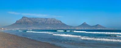 городок плащи-накидк Африки южный стоковое фото