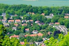 Городок плохого Harzburg в Германии Стоковое Фото