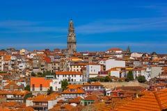 Городок Порту старый - Португалия стоковые фото