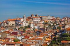 Городок Порту старый - Португалия Стоковое Изображение RF
