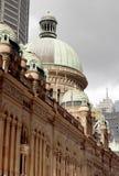 городок Сиднея залы Стоковое Изображение RF
