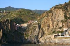 городок скалы стоковое изображение rf