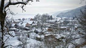 Городок Словакии стоковое изображение rf