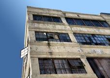 городок США гетто Стоковое Фото