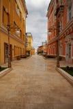 городок улицы Стоковое Изображение