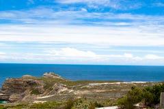 городок хорошего упования плащи-накидк Африки южный Стоковое фото RF