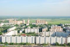 Городок Стоковое фото RF