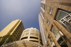 городок bangkok Стоковое фото RF