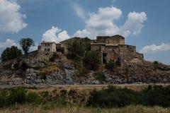 Городок Banon в Провансали, Франции Стоковая Фотография