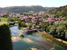 Городок Bosanska Krupa 2 Стоковое Изображение RF