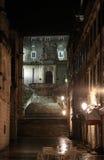 городок dubrovnik старый стоковые фотографии rf