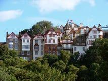 городок edinburgh старый Стоковые Фотографии RF