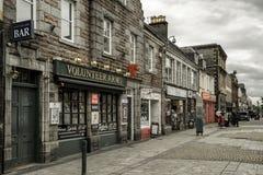 Городок Fort William, Шотландия стоковое фото rf