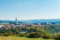 Городок Levoca стоковые изображения rf