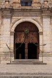 городок oaxaca старый Стоковое Изображение RF