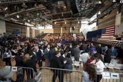 городок obama залы стоковое фото rf