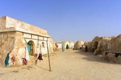Городок Ong Jemel Звездных войн в Тунисе стоковое фото rf