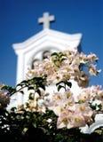 городок phuket католической церкви Стоковые Фото