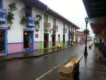 Городок Pintorest стоковая фотография