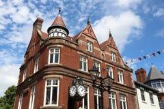 Городок Rotherham, Великобритания стоковые изображения rf