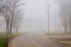 Городок Srbobran около Novi унылого Стоковая Фотография RF