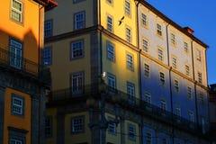 Городская архитектура в центре города, Порту, Португалия стоковые изображения rf