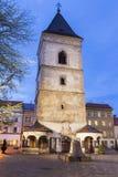 Городская башня в Kosice стоковые фотографии rf