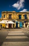 Городская жизнь Мальты Стоковые Фотографии RF