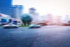 Городская конструкция и транспорт стоковое фото