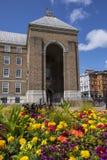 Городская ратуша Бристоля стоковые изображения