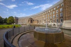 Городская ратуша в Бристоле стоковое фото rf