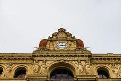 Городская ратуша Канн - Гостиница de Ville стоковые изображения