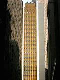 городские отражения Стоковое фото RF