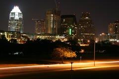 городские света Стоковые Изображения