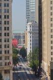 Городское Атлант Georgia США Стоковые Фотографии RF