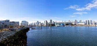 Городское Ванкувер Стоковое фото RF