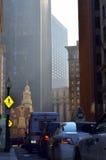 городское движение стоковое фото rf