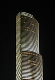 городское небо шабера ночи miami Стоковые Фотографии RF