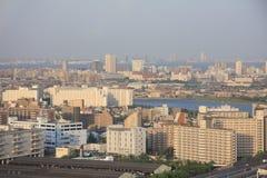 городское токио Стоковые Изображения RF