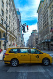 городское nyc стоковые изображения