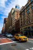 городское nyc стоковое фото rf