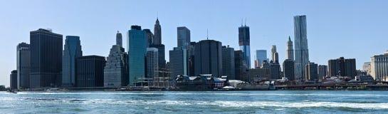 городской новый горизонт york Стоковое фото RF