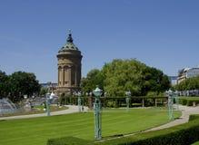 городской парк mannheim Стоковые Фото