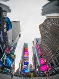 Городской пейзаж времени дня времени квадратный стоковая фотография