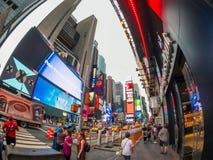 Городской пейзаж времени дня времени квадратный стоковые фото
