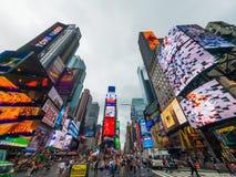 Городской пейзаж времени дня времени квадратный стоковое изображение rf