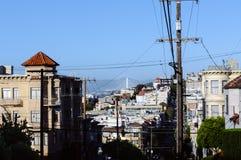Городской пейзаж Калифорнии стоковая фотография