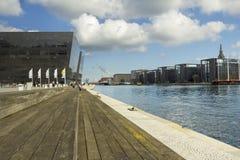 Городской пейзаж Копенгагена Стоковое Изображение