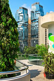 городской пейзаж самомоднейший Стоковое фото RF