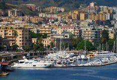 городской пейзаж Сицилия Стоковое Изображение RF